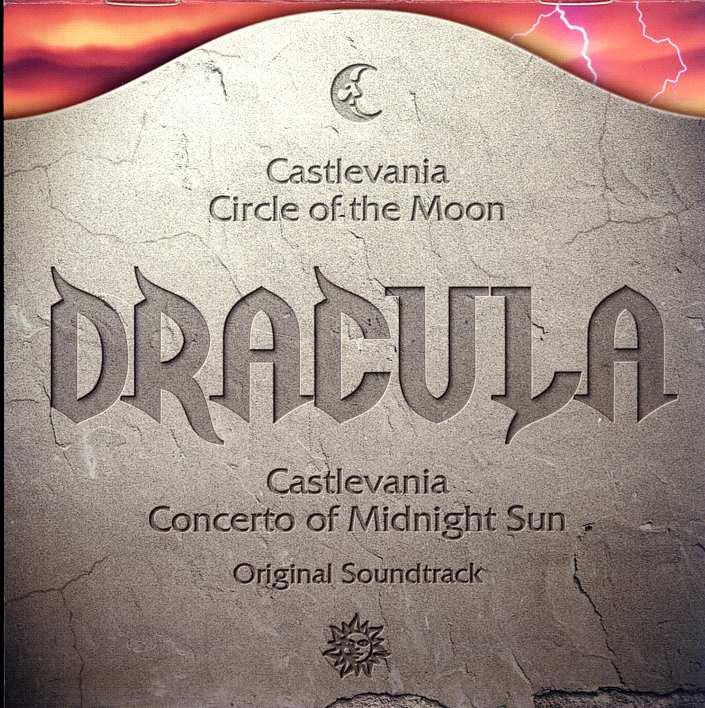 Castlevania: Circle of the Moon and Castlevania: Harmony of