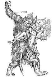 Werewolf - 01