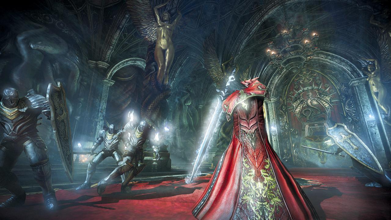 Walkthrough Lords Of Shadow 2 Castlevania Wiki Fandom Powered By