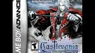 Castlevania harmony Of Dissonance Ost-Beloved Person