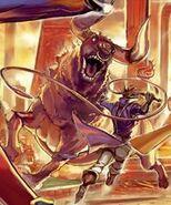 Eternal Knights 2 Richter vs Bull