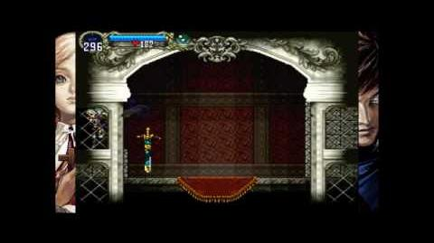 Let's Play Castlevania Symphony of the Night (PSP) Part 21 Alucard vs Maria?