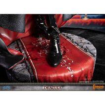 First4Figures Dracula Base Closeup