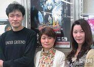 Koji Igarashi, Michiru Yamane, and Ayami Kojima - 01