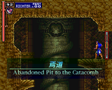 Abandoned Pit to the Catacomb