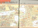 Simon's Quest World Map
