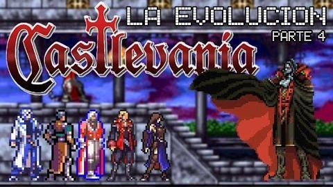 Castlevania, la evolución de una saga. 4º Parte las portátiles.