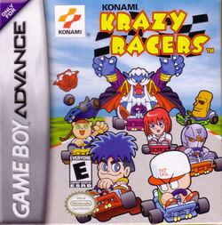 Konami Krazy Racers EEUU