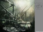 Ruins Artwork