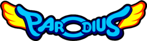 Parodius - Logo - 01