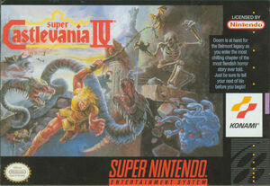 Super Castlevania IV EEUU