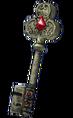 White Tiger Key