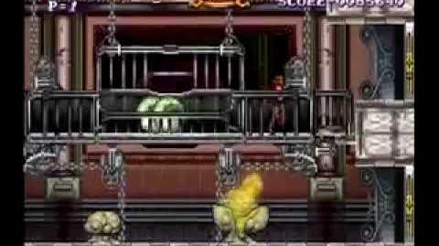 Castlevania The Adventure Rebirth - Easy v8 21 19