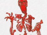 Red Skeleton