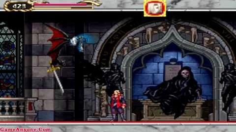 Castlevania Portrait of Ruin Walkthrough (Death & The Master's Keep Pt