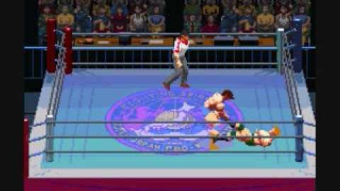 Jikkyou Power Pro Wrestling