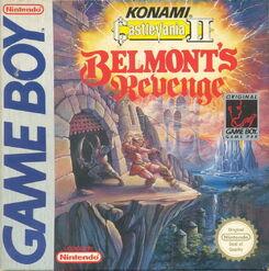 Castlevania II Belmont's Revenge - (EU) - 01