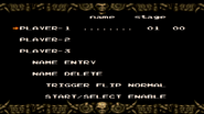 Chronicles - Name Entry Screen - 01