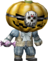 Cursed Pumpkin Transparent