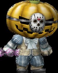 Cursed Pumpkin Transparent