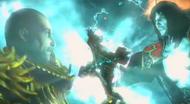 Roland y Gabriel invocando el poder de los 7 Arcangeles