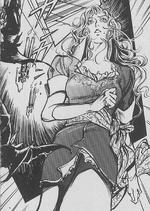 Maria running manga