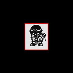 Ilustración de <b>Mister Picky Picky</b> en el manual japonés de <a href=