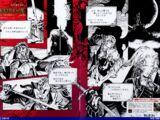 Konami Magazine - Nocturne in the Moonlight comic
