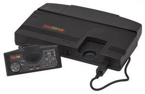 TurboGrafx 16 - 01