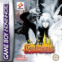 Castlevania - Aria of Sorrow - (EU) - 02