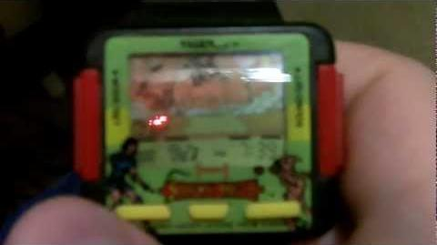 Castlevania II Simon's Quest - Tiger game watch (NOT FOR SALE)