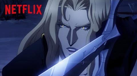 『悪魔城ドラキュラ -キャッスルヴァニア-』シーズン2予告編 - Netflix HD