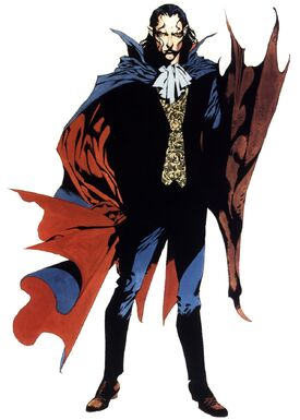 Akumajo Dracula XX Art Dracula 2