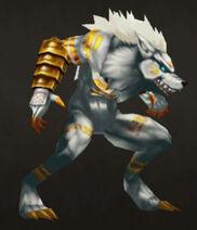 GoS Divine Wolf