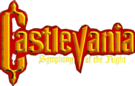 Castlevania Symphony of the Night logo