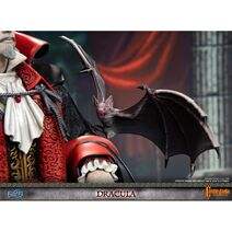 First4Figures Dracula Bat Closeup