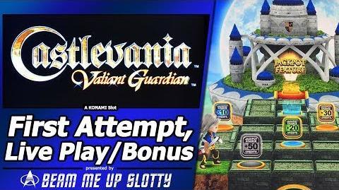 Castlevania Valiant Guardian - 01