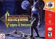 Castlevania legacy