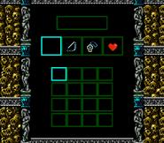 Dracula's Curse - Name Entry Screen - 02