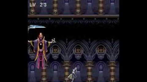 Dawn of Sorrow (mobile) - Death