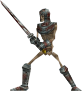 Skeleton Soldier DXC