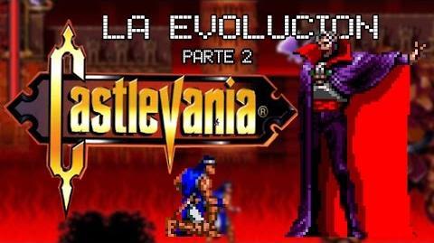 Castlevania, la evolución de una saga. 2º Parte los 16 bits.