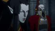 Castlevania Netflix Vampire Cho & Dragoslav