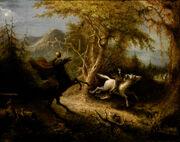 The Headless Horseman by John Quidor