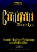 BradyGames Totally Unauthorized Castlevania Strategy Guide