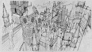 Draculas Castle - Castle siege - Detail