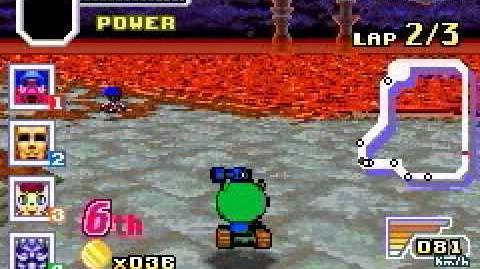 Konami Krazy Racers - 02