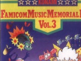 Konami Famicom Music Memorial Best Vol. 3