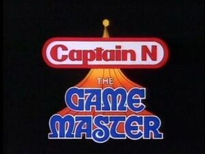 Captain N - The Game Master - 01