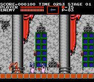 Castlevania - NES - Stage 1